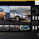 Izdelava spletnih strani Opel
