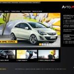 Urejanje spletnih strani Opel