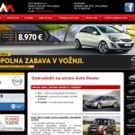 Izdelava in oblikovanje spletnih strani avtomoste.si