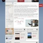 Oblikovanje in izdelava spletnih strani ksmc.si