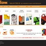 Oblikovanje in izvedba strani mclow.si