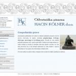 Oblikovanje in izdelava spletne strani moj-odvetnik.si