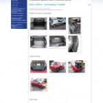 Izdelava spletne aplikacije predelave-vozil.si