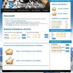 Oblikovanje in izdelava CMS strani spletni-streznik.com