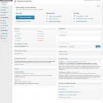 Wordpress administracija